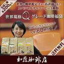 (200gVer)世界規格Qグレード珈琲福袋(お菓子・Qグァテ・Qホン・Qブラ・Qケニ/各200g)コーヒー/コ-ヒ-/コーヒー豆/福袋…