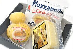 3種のチーズお試しセット(羊乳チーズ モッツァレラ 焼くチーズ/約800g) 美味しさいろいろ【冷凍】