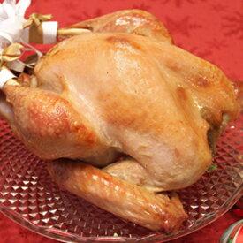 US産ベビーターキー(七面鳥・12-14ポンド/約6kg)◆焼き上がりがわかるポップタイマー・レシピbook付いてます【冷凍】