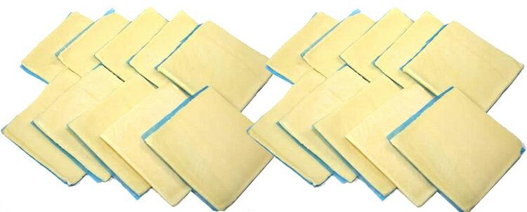 冷凍パイシート(正方形10×10cm・20枚)◆ニュージーランド産フレッシュバター100%使用のパイ生地【冷凍】