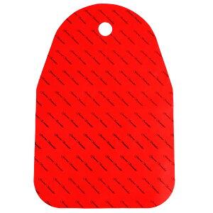 生ハムカバー(赤/1枚) ハモンセラーノ ハモンイベリコ用(生ハムをおしゃれに守ります)生ハムエプロン
