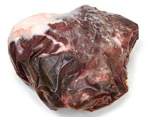 エゾ鹿内モモ(約1kg) 蝦夷鹿【冷凍 不定貫3880円/kg(税別)で再計算】