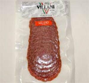 ミラノサラミ スライス(100g) イタリア ヴィラーニ社【冷凍】