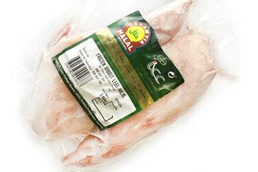 【ラパン 骨付きモモ肉(ウサギ)】(冷凍・不定貫/1kgあたり2570円)【05P03Sep16】
