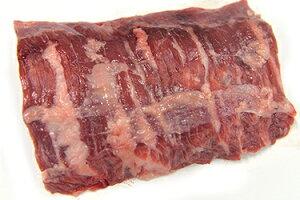 桜肉ハラミ(馬肉霜降り 約300g) ステーキ 焼き肉 串焼きに【冷凍 不定貫6930円/kg(税別)で再計算】
