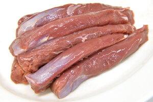 ラム テンダー(8〜10本入 約520g) ニュージーランド産 柔らかジューシーな仔羊のヒレ肉【冷凍 不定貫6100円/kg(税別)で再計算】