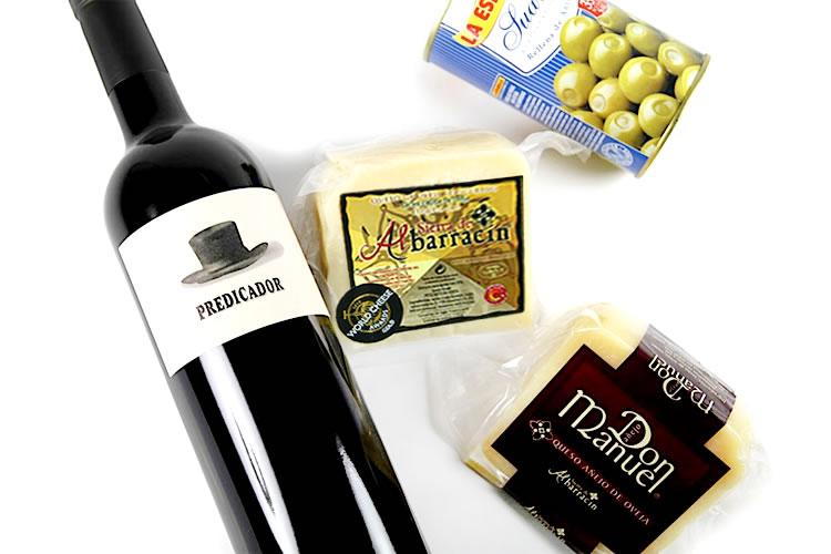贈り物に【送料無料!ギフトボックス込】イギリス王室晩餐会でサーブされたプレミアムワインと極上チーズのギフト!【特選ワインと金賞受賞チーズを楽しむギフト】(冷蔵)