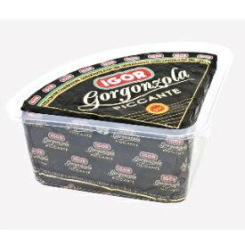 イゴール ゴルゴンゾーラピカンテ   約1.5kg(冷蔵) チーズ/青カビタイプ/1個あたりおよそ6000円ですが目方売り商品ですのでお支払い価格が変わります。