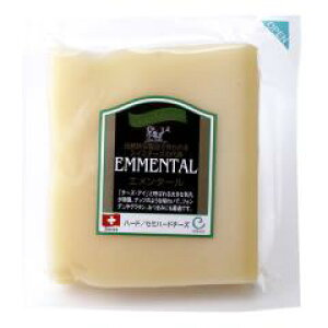 エメンタールチーズ カット約500g(冷蔵) チーズ/スイス/ハードセミハードタイプ /表示価格は1kg当たりです。1個あたりおよそ2015円ですが目方売り商品ですのでお支払い価格が変わります