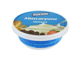 ザネッティ マスカルポーネチーズ 250g(冷蔵) チーズ/クリームタイプ