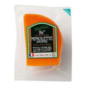 チェスコ ミモレット 6ヶ月 約150g(冷蔵) チーズ/ハードセミハードタイプ/表示価格は1kg当たりです。1個あたりおよそ755円ですが目方売り商品ですのでお支払い価格が変わります。