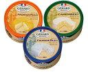 ジェラールチーズ125g 3点セット おつまみ/チーズ/フランス産/ブルーチーズ/カマンベールチーズ/クリーミーウォッシュ
