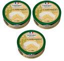 ジェラールカマンベールチーズ 125g×3個 おつまみ/チーズ/白カビタイプ/フランス産