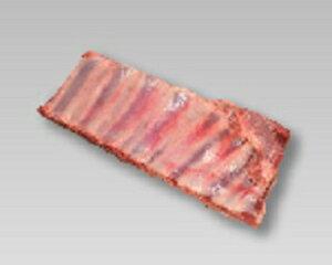 オーストラリア ラムスペアリブ(冷蔵) 約300gX2PX12P ケース販売/表示価格は目安です。目方売り商品ですのでお支払い価格が変わりますので御了承下さい 仔羊肉/骨付きバラ