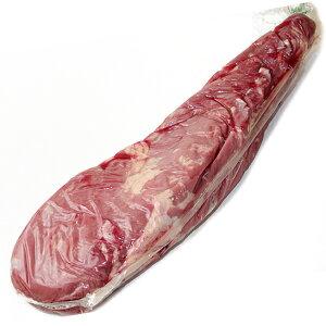 チルド 仔牛テンダーロイン 約1kg ブロック/(冷蔵)/ハラール認証/牛肉/ヘレ/ヒレ/表示価格は1kg当たりです。目方売り商品ですのでお支払い価格が変わります。