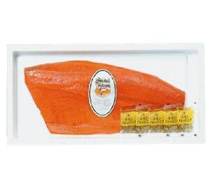 冷凍スモークサーモン(フィレ) 800g