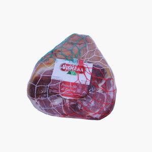 イタリア産パルマプロシュート ボーンレス 14ケ月熟成  約6kg (冷蔵) 生ハム原木/1本あたりおよそ33700円ですが目方売り商品ですのでお支払い価格が変わります。