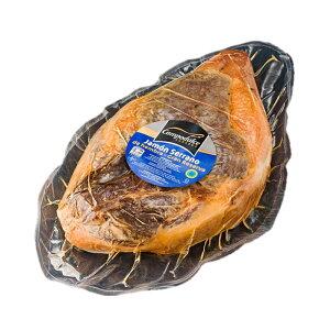 スペイン産ハモンセラーノ エンブラ ボンレス 18ケ月約5.5kg(冷蔵)/生ハム原木/スペイン/1本あたりおよそ24750円ですが目方売り商品ですのでお支払い価格が変わります。