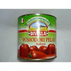 ディベラ ホールトマト  2500gX6缶/ケース販売/業務用
