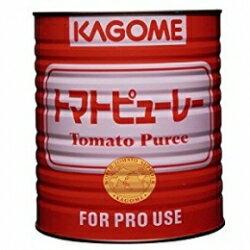 カゴメ トマトピューレー 3kgX6缶