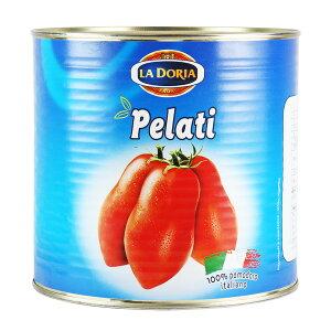 イタリア産ラドリア ホールトマト #1 2550g缶/業務用