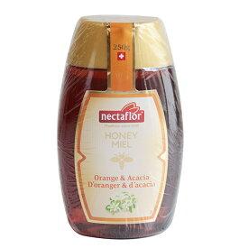 ネクタフローはちみつ オレンジ/アカシア/スイス産