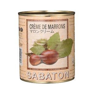 マロンクリーム 1kg缶 フルーツピューレ/製菓材料