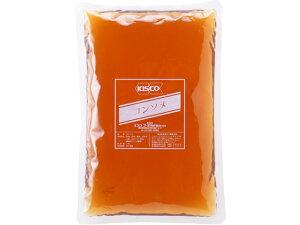 キスコ 冷凍 コンソメスープ  1Kg 洋食惣菜/スープ