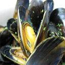 【送料込】[アイルランド産ムール貝 1kg] ※沖縄は別途送料を頂きます。