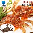 【 送料込 】【 訳あり 】[得ソフトシェルクラブLL(約90g×12匹)] 通販 下処理 いらず かに 特大 蟹 カニ 冷凍 渡り蟹…