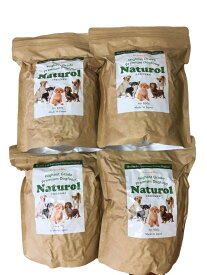 ナチュロルドッグフード総合栄養食(1袋850g) 4袋セット