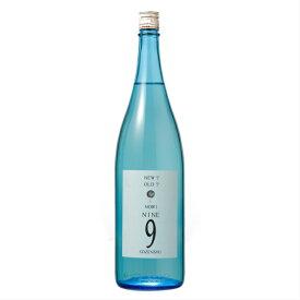 GOZENSHU9(NINE)ブルーボトル 1800ml 夏の生酒 御前酒