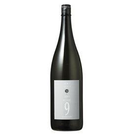 【9/2出荷発売】GOZENSHU9(NINE)ブラックボトル 1800ml 秋季限定 革新する日本酒 純米酒 幻の酒米雄町使用