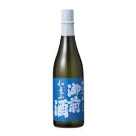 御前酒 純米吟醸 如意山(にょいさん)720ml【日本酒/純米/辛口】
