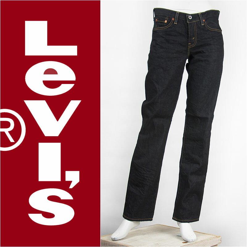 【送料無料】Levi's レディース リーバイス レギュラーストレート 12.5oz.デニム リジッドライク Lady's Levi's VL505-0001 ジーンズ【smtb-tk】