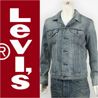 Levi's Levi's Tracker jacket 14.5 oz denim Gregory (light blue) Levi's Trucker Jacket 72334-0017 G Jean denim jacket