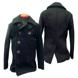 "BUZZ RICKSON'S バズリクソンズPEA COAT ""NAVAL CLOTHING FACTORY""1910's MODELBR11554「NC」"
