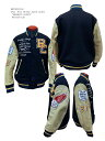 "WHITESVILLE ホワイツビル30oz. Wooi Meltpn Award Jacket ""BROOKLYN CHIEFS"" WV14460-128-19AW2019年モデル"