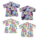 "Sun Surf Special Edition (サンサーフスペシャルエディション)Hawaiian Shirt(アロハシャツ)ショートスリーブ""POSED HURADANCER""ss3…"
