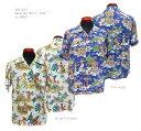 "Sun Surf(サンサーフ)Hawaiian Shirt(アロハ)ショートスリーブ"" LUAU ""ss-38025-19SS"