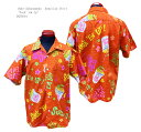 """Sun Surf(サンサーフ) Duke KahanamokuHawaiian Shirt(アロハ)半袖コットンアロハオープンシャツタイプ""""Suck'Em Up"""" DK-38084-19SS"""