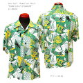 "SunSurf(サンサーフ)HawaiianShirt(アロハ)ショートスリーブ""HAWAIIANPICTOGRAPH""ss38034-19SS"