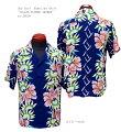 "SunSurf(サンサーフ)HawaiianShirt(アロハ)ショートスリーブ""ISLANDFLOWERSHOWER""ss38038-19SS"