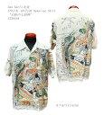 """Sun Surf(サンサーフ)×北斎 SPECIAL EDITION(スペシャル エディション)Hawaiian Shirt(アロハ)ショートスリーブ""""宝船の七福神""""SS…"""