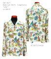 "SunSurf(サンサーフ)HawaiianShirt(アロハ)ロングスリーブ""LUAU""ss-28015-19SS"