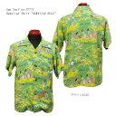 "Sun Surf(サンサーフ)Hawaiian Shirt(アロハ)ショートスリーブ""HAWAIIAN HULA""ss-37771-18SS"