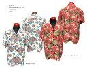"Sun Surf(サンサーフ) Short sleeve Hawaiian Shirt(半袖アロハ)""PINEAPPLE""SS38561-21SS"