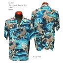 "Sun Surf(サンサーフ) Short sleeve Hawaiian Shirt(半袖アロハ)""CARP""SS38581-21SS"