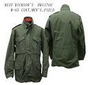 BUZZ RICKSON'S バズリクソンズM-65COAT,MEN'S,FIELDBR11702「NC」ミリタリー メンズ 男性 新品