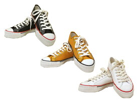 WareHouse(ウェアハウス) Lot 3200LOW CUT CANVAS SNEAKER Wh-3200メンズ アメカジ 男性 スニーカー 靴 キャンバス ローカット